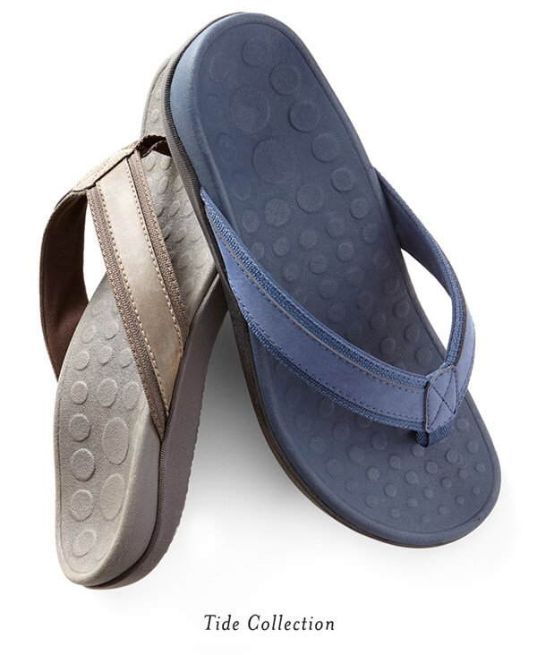 Our best-selling Tide II orthotic sandal