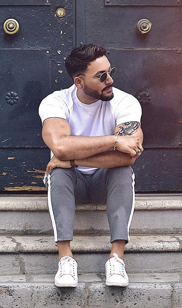Style Trend with the Baldwin Sneaker