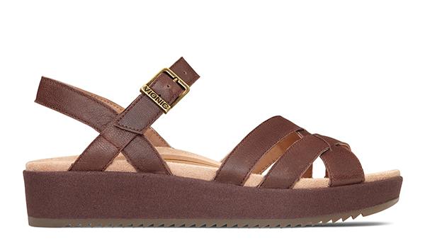 Shop The Violet Platform Sandal