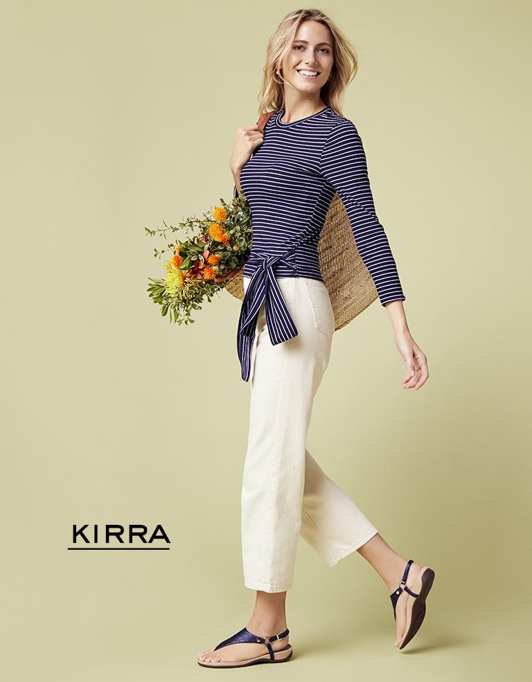 View the Kirra Backstrap Sandal